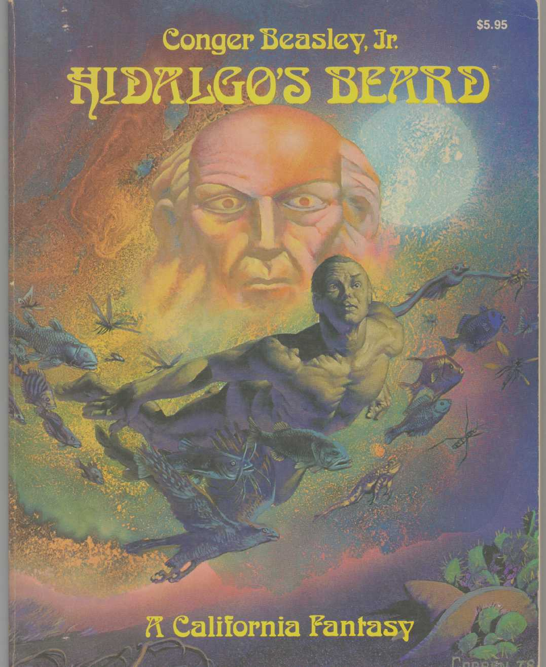 Image for HIDALGO'S BEARD A California Fantasy
