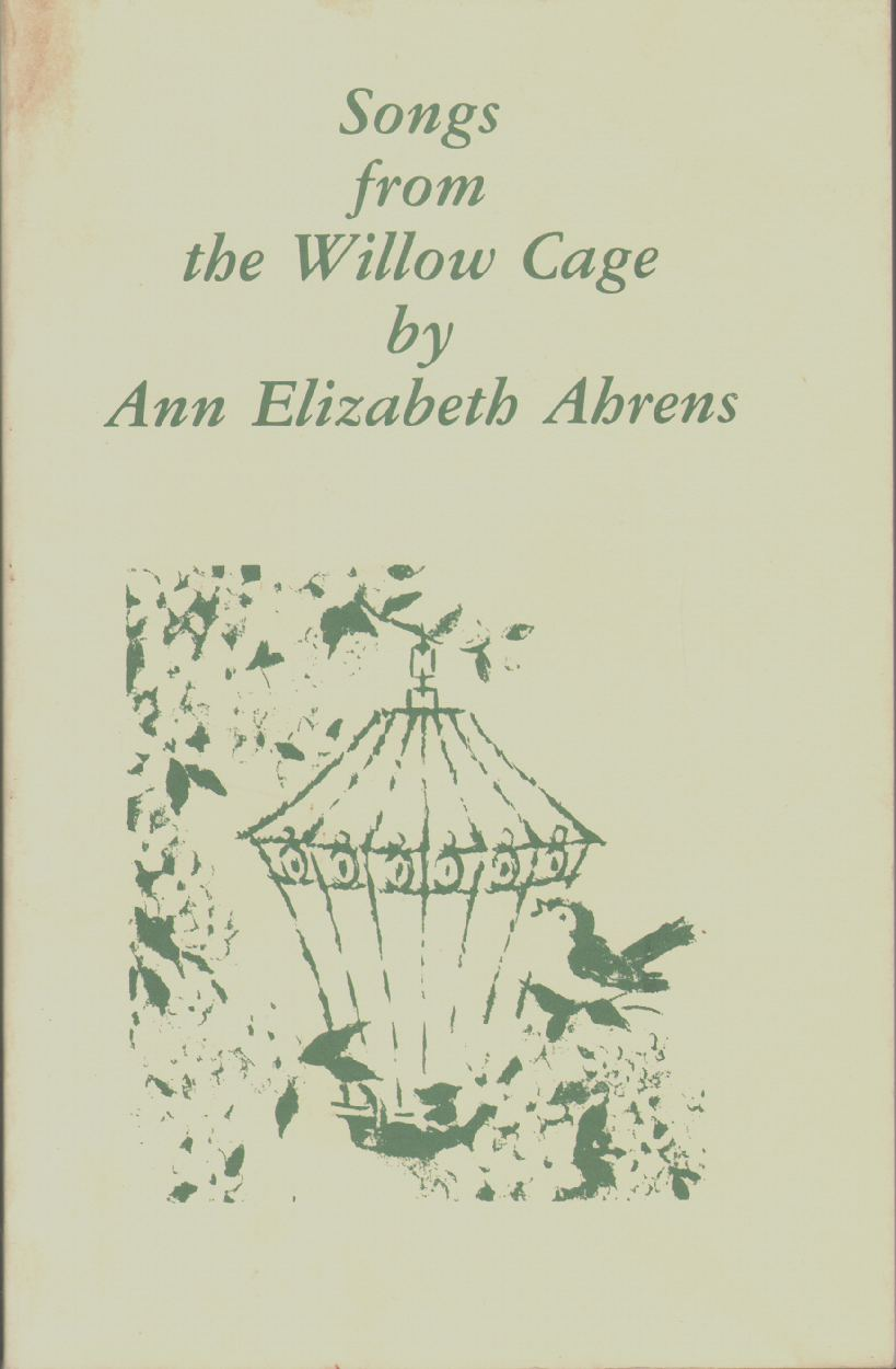 Image for SONGS FROM THE WILLOW CAGE
