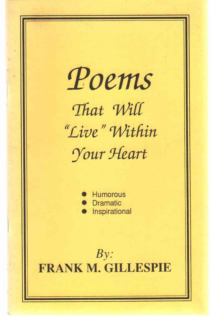 "Image for POEMS That Will ""Live"" Within Your Heart"