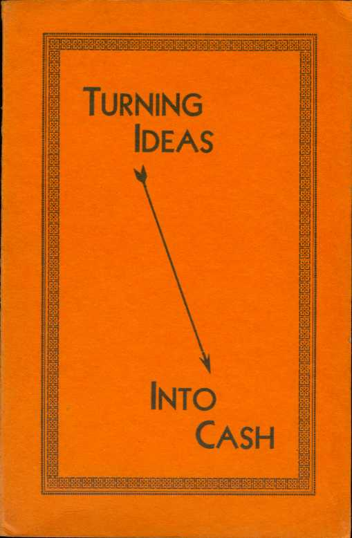 Image for TURNING IDEAS INTO CASH