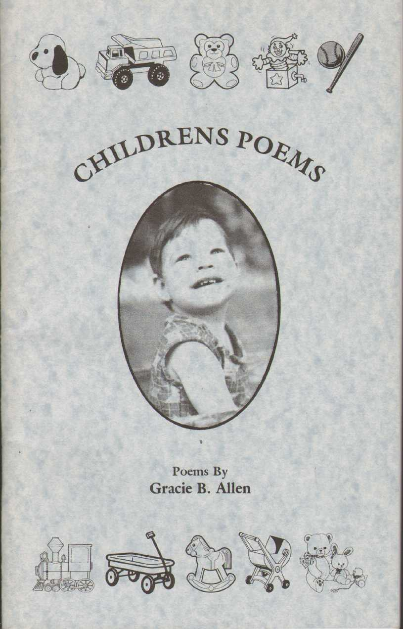 Image for CHILDRENS POEMS