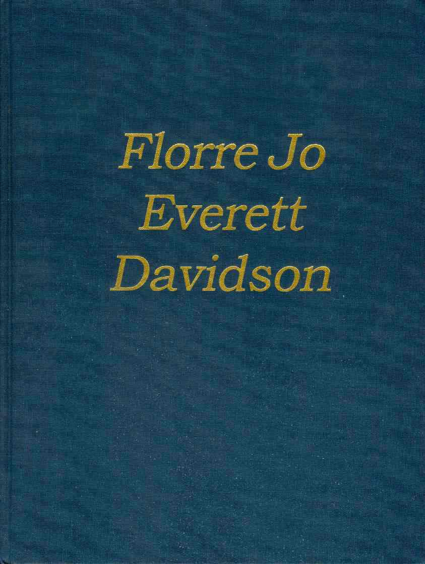 Image for FLORRE JO EVERETT DAVIDSON