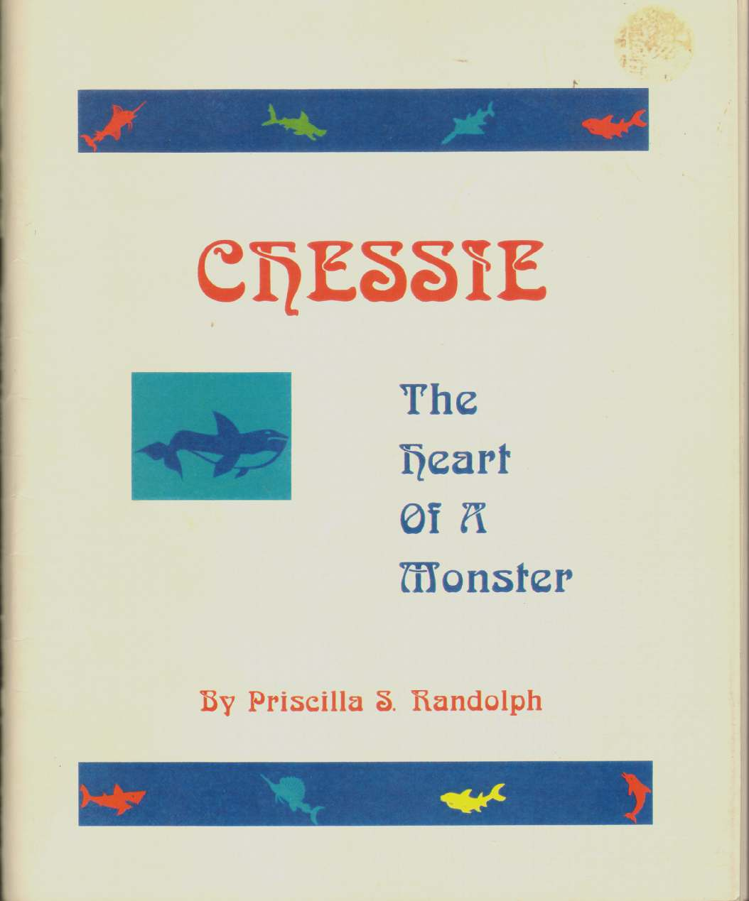 Image for CHESSIE The Heart of a Monster