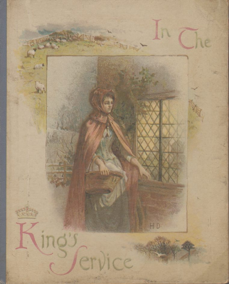 Image for IN THE KING'S SERVICE A Daily Companion for a Month