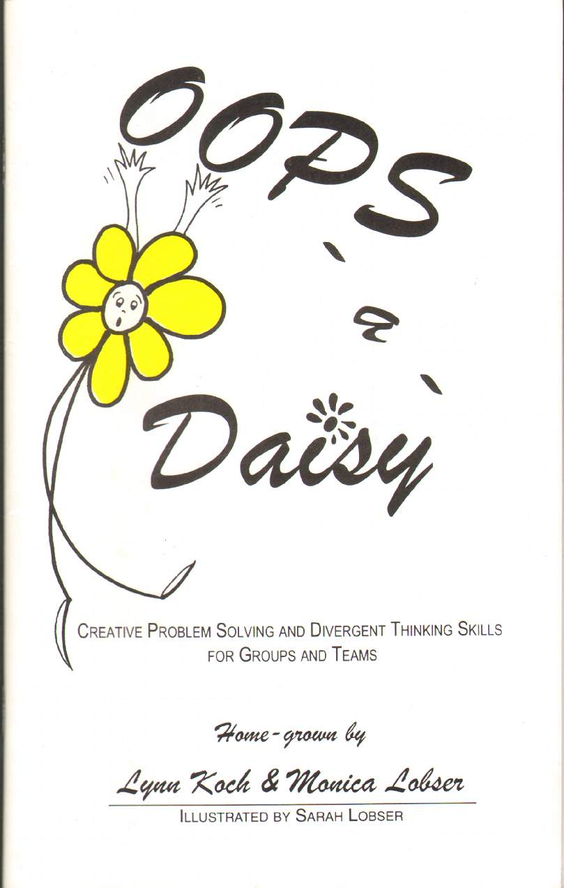 Image for OOPS - A - Daisy