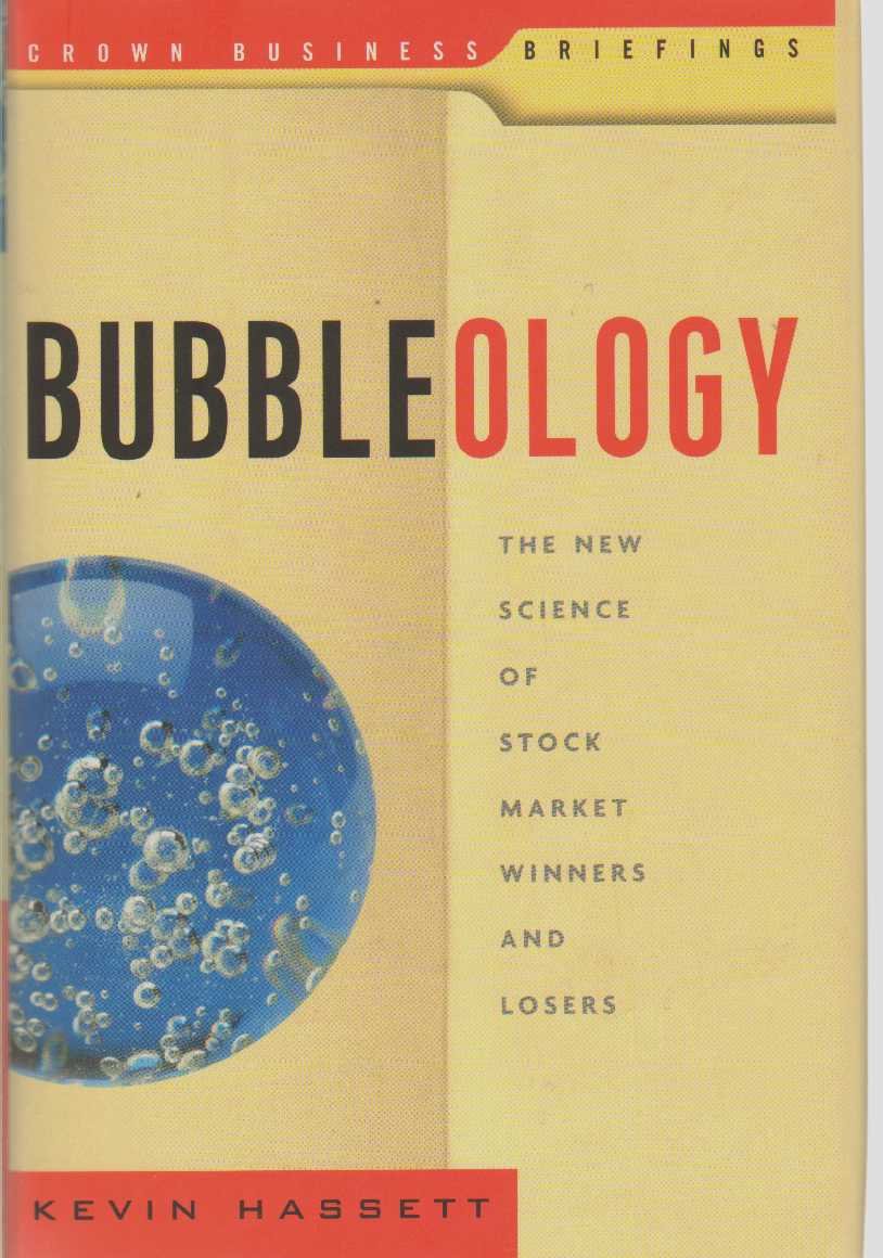 Image for BUBBLEOLOGY The New Science of Stock Market Winners and Losers