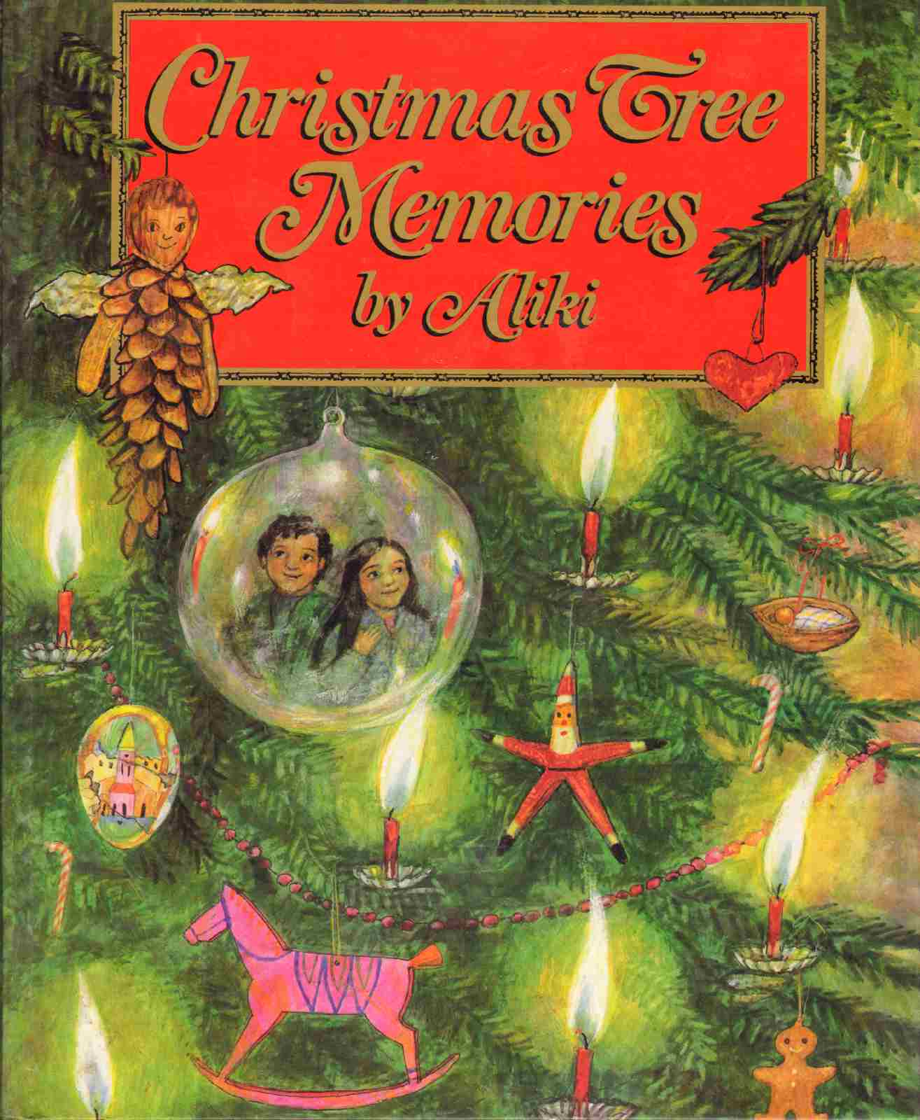 Image for CHRISTMAS TREE MEMORIES