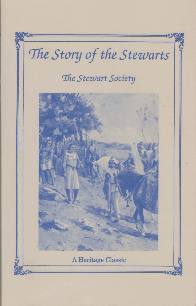 Image for THE STORY OF THE STEWARTS