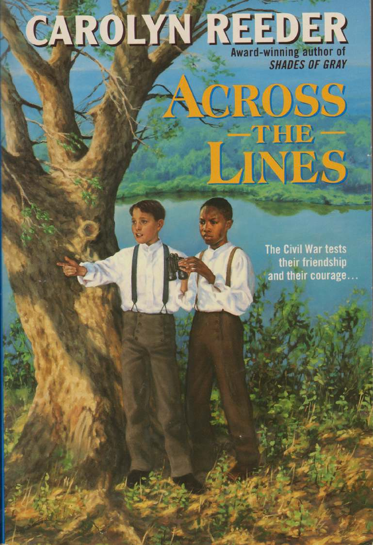 Image for ACROSS THE LINES