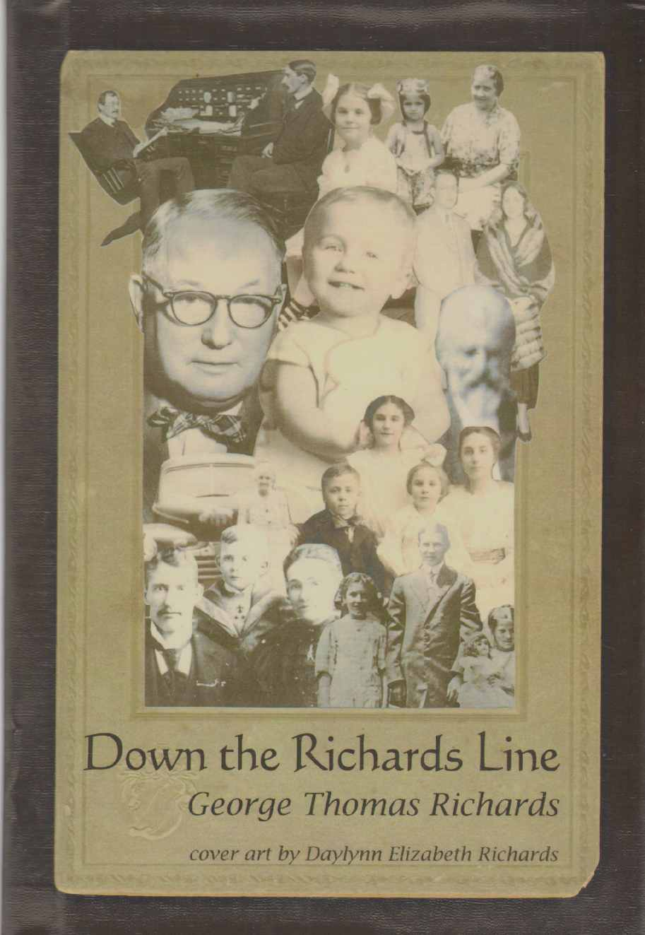 Image for DOWN THE RICHARDS LINE