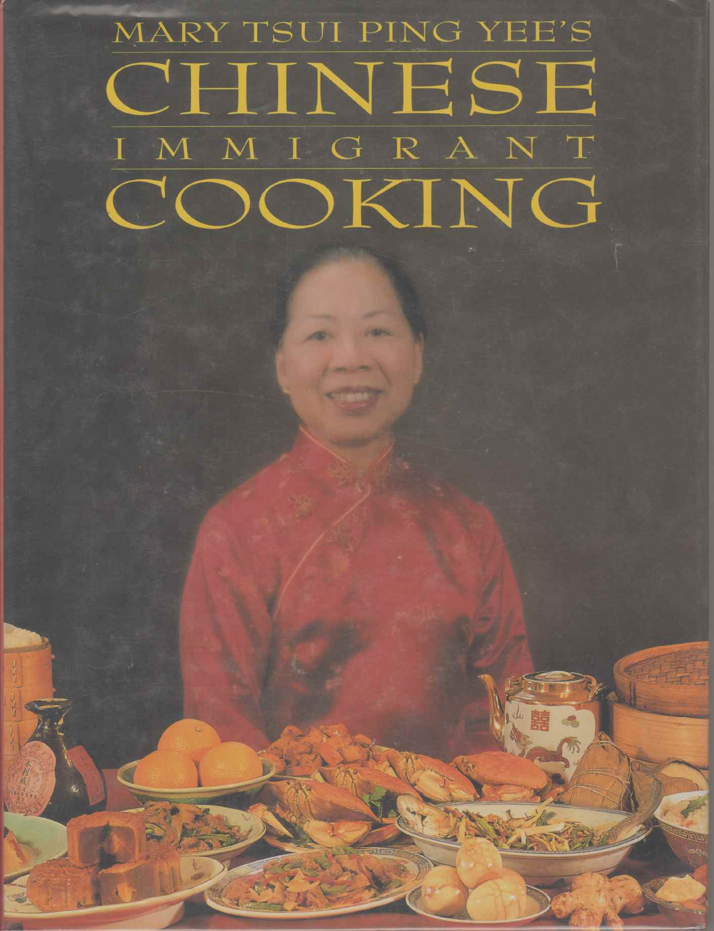 Image for CHINESE IMMIGRANT COOKING