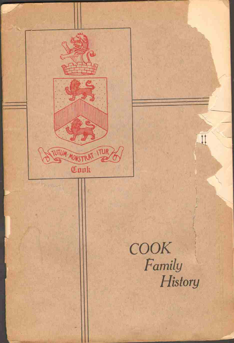 Image for COOK FAMILY RECORDS