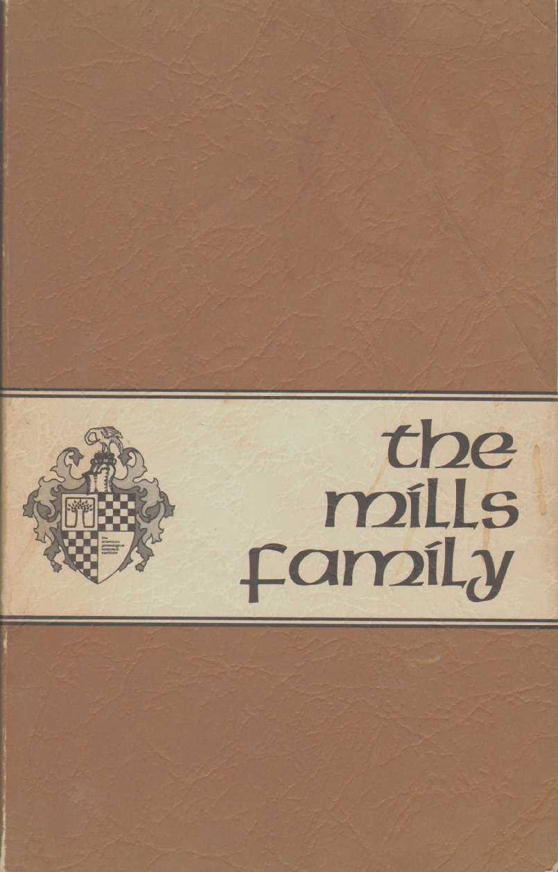 Image for THE MILLS FAMILY
