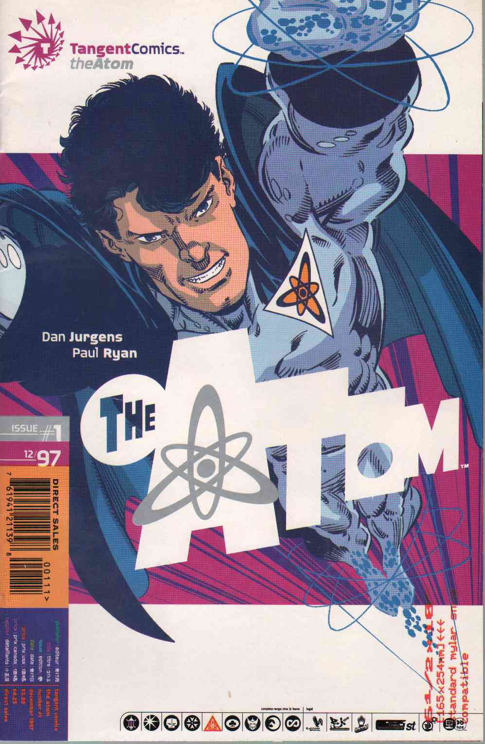 Image for THE ATOM #1