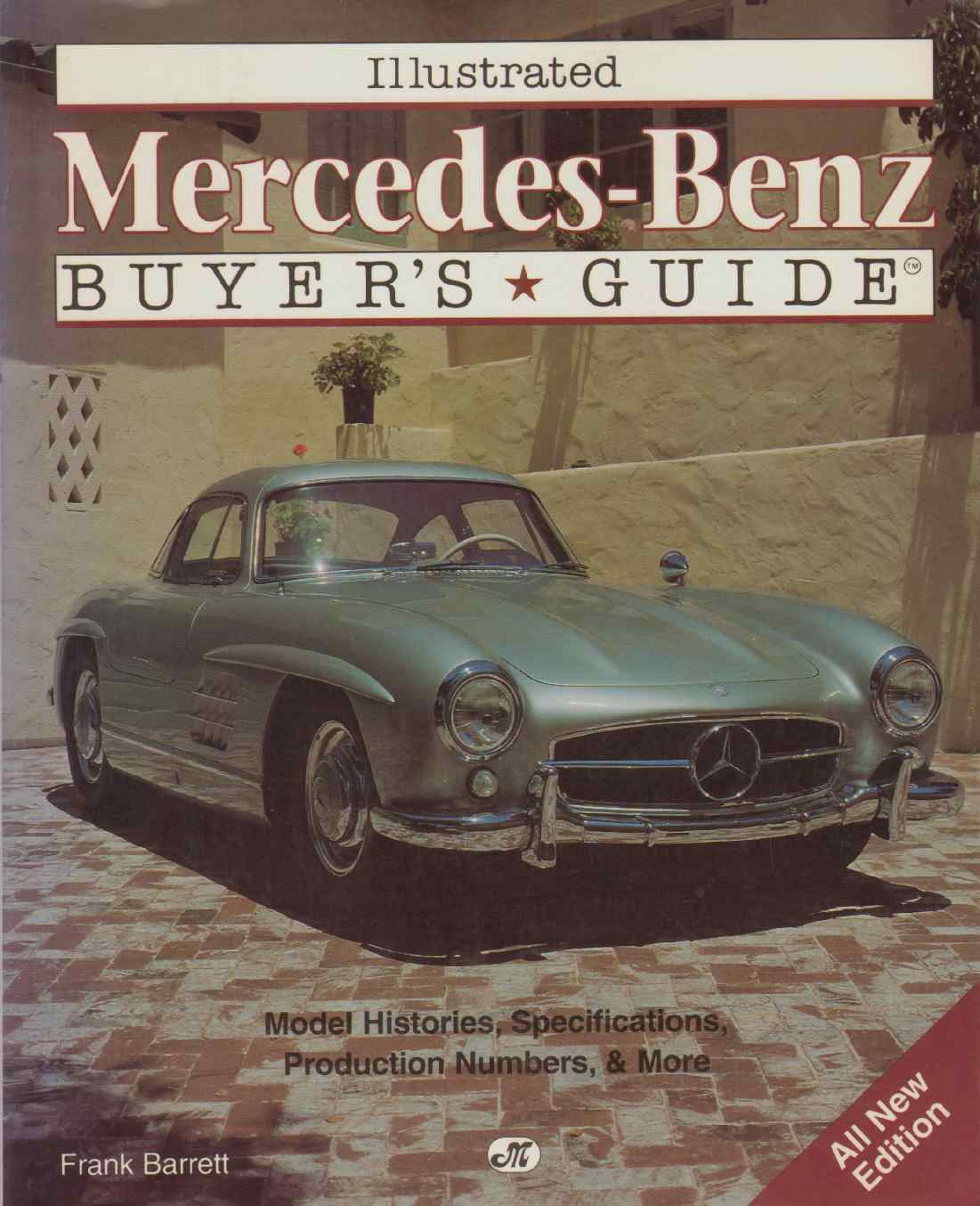 Image for ILLUSTRATED MERCEDES-BENZ BUYER'S GUIDE