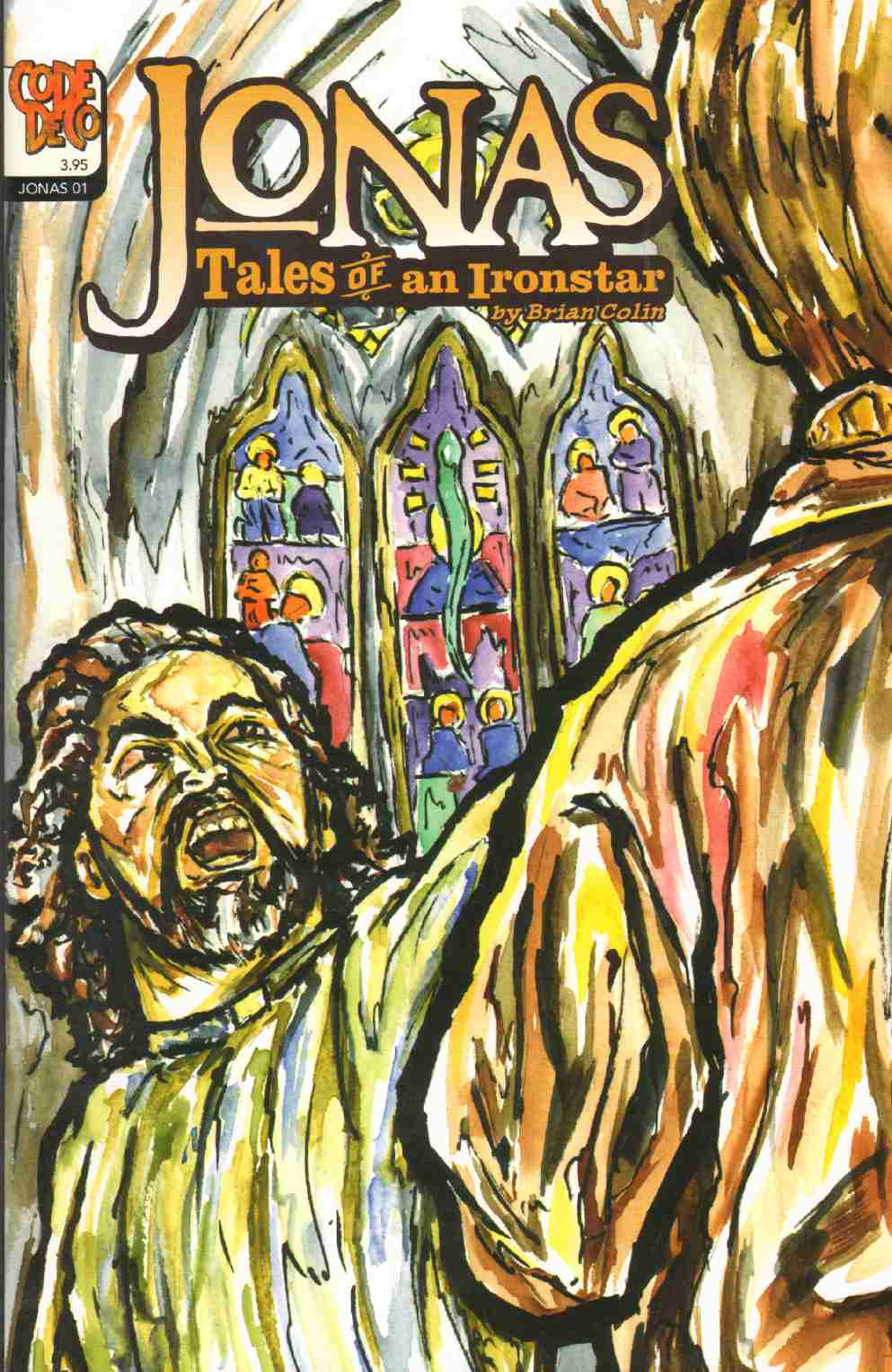 Image for JONAS Tales of an Ironstar, No 1