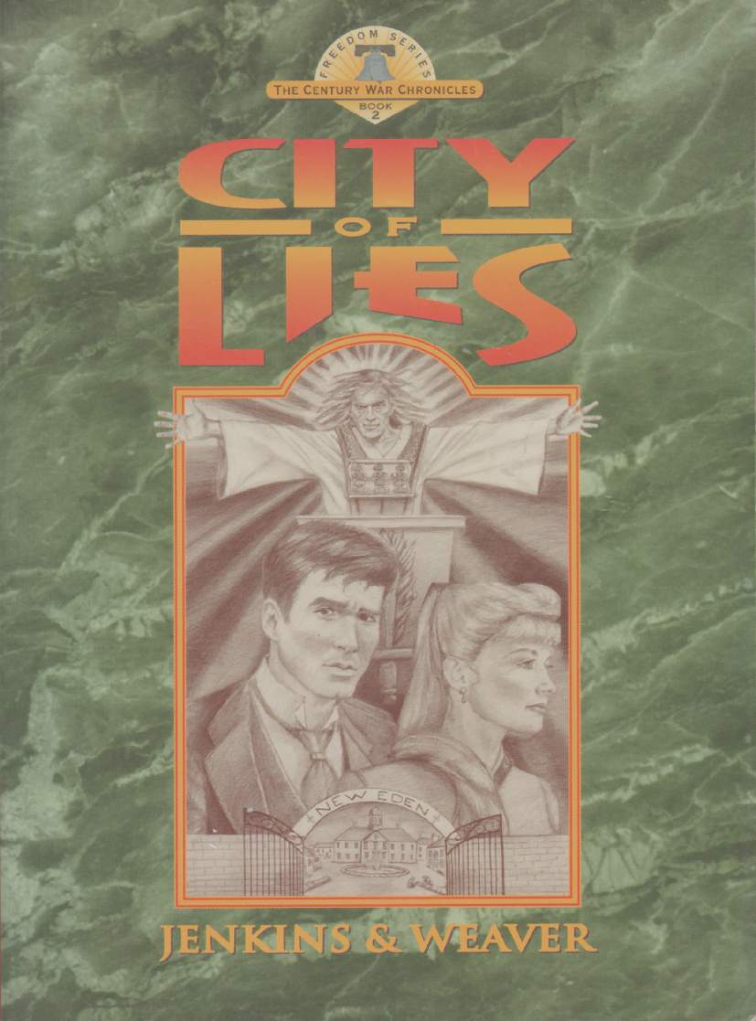 Image for CITY OF LIES The Century War Chronicles