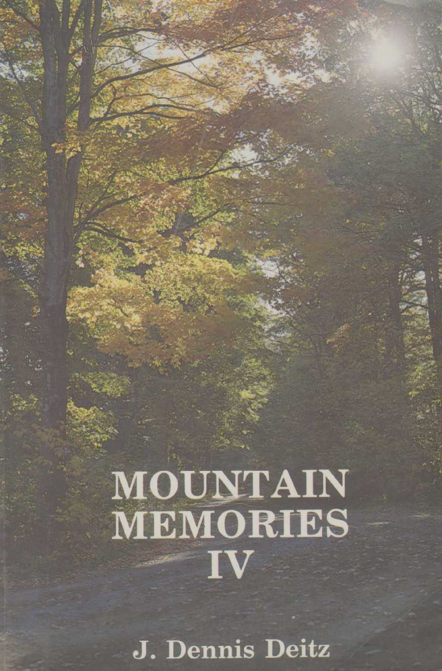 Image for MOUNTAIN MEMORIES IV