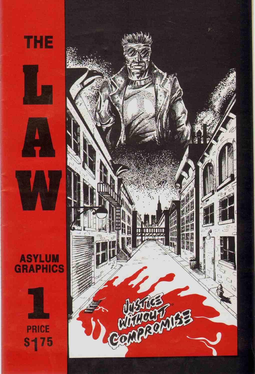 Image for THE LAW, #1