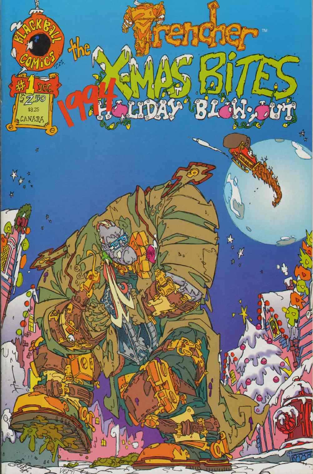 Image for TRENCHER X-MAS BITES HOLIDAY BLOW-OUT # 1